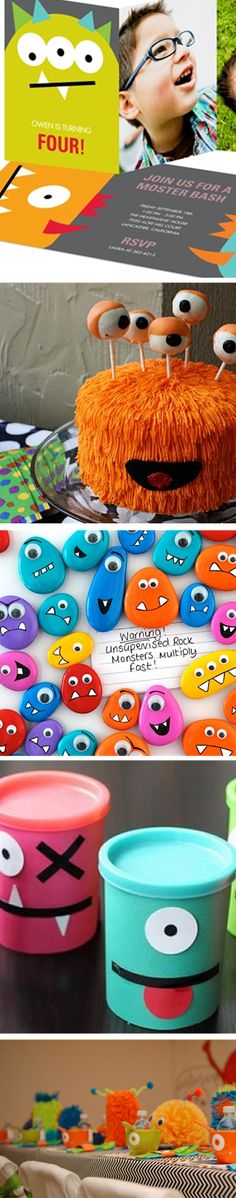 Monster Party Ideas