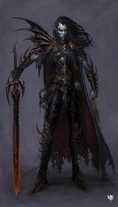 Image result for dark creature ideas