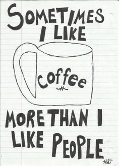 We feel you. #coffee #truth