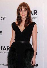 Leighton Meester wore Louis Vuitton.