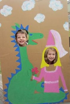 Really cute idea for kids birthday Dragon Birthday Parties, Dragon Party, Birthday Ideas, 5th Birthday, Little Girl Birthday, Princess Birthday, Princess Theme, Princess Sophia, Fete Emma