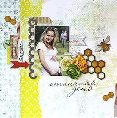 LO for Lemon Owl http://hobbyworld.kz/ru/16-bumaga-s-risunkom-s-odnoy-storony