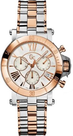 Women's Wrist Watches - GUESS Gc Femme Timepiece -- Click image for more details. (This is an Amazon affiliate link)