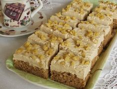 Krispie Treats, Rice Krispies, Dessert Recipes, Food And Drink, Foods, Cookies, Sweet, Kitchen, Mascarpone