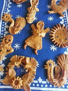 Christmas Crafts, Christmas Decorations, Easy Craft Projects, Salt Dough, First Christmas, Art Education, Gingerbread Cookies, Diy For Kids, Bakery