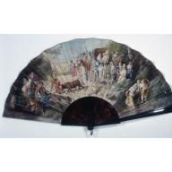 Fan  Object Name: Fan  1850–1900