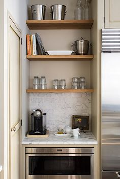 Mind Blowing Cool Ideas: Simple Kitchen Remodel Fixer Upper mobile home kitchen remodel diy. Small Kitchen Remodel Cost, 1970s Kitchen Remodel, Kitchen Remodel Pictures, Galley Kitchen Remodel, Kitchen Cabinet Remodel, Kitchen Remodeling, Remodeling Ideas, Narrow Kitchen, Kitchen Counters