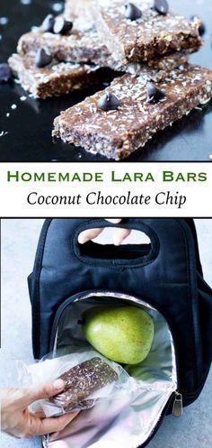 Larabar Recipe: Vega