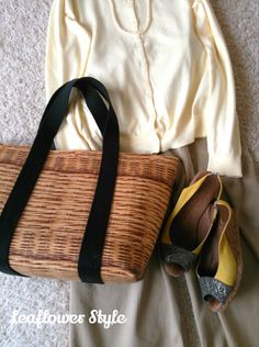 ワイドパンツのコーディネート | Leaflower LIVING ハンドメイド・ワイヤークラフト教室 毎日着る上品なワンピースやスカートを作ってます