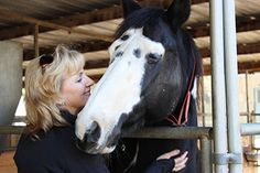 Can Interacting with Horses Help People with Dementia?