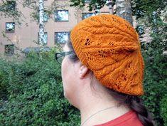 Ulla 03/14 - Ohjeet - Syyskoivu Knitted Hats, Points, Knitting, Birch, Autumn, Tricot, Fall Season, Breien, Stricken