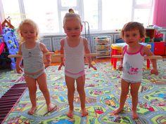 Ни минуты покоя: Гимнастические упражнения с палкой для детей 2-3 лет