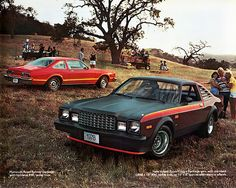 1978 Plymouth Volare Super Coupe and Road Runner