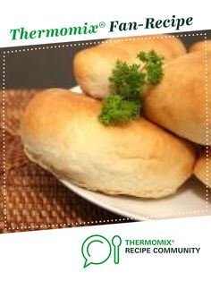 Recipe The Bestest Bread Rolls Ever by vivilee aka Emilee Wong, learn to make this recipe easily in your kitchen machine and discover other Thermomix recipes in Breads & rolls. Mulberry Recipes, Thermomix Bread, Yeast Free Breads, Spagetti Recipe, Szechuan Recipes, Bread Soup, Bread Packaging, Radish Recipes, Kitchens