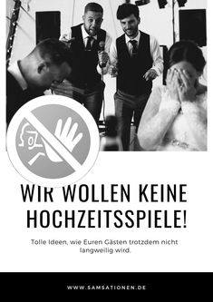 """""""Wir wollen keine Hochzeitsspiele"""" – tolle Alternativen zu den Klassikern You do not want wedding games guaranteed? You find traditional customs pretty much banana? So that your guests do not get bored we have some ideas for you! Wedding Games, Diy Wedding, Wedding Favors, Wedding Ceremony, Dream Wedding, Wedding Day, Woodsy Wedding, Wedding Veil, Blue Wedding"""