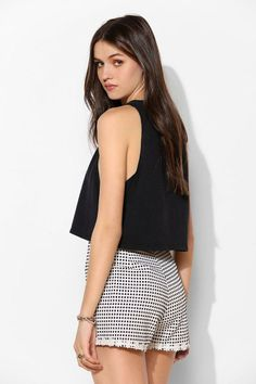 MINKPINK Teenage Dream Pinup Short #urbanoutfitters