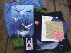 Threaded Canvas Review & Coupon- T-shirt Subscription Box - July 2014 - http://mommysplurge.com/2014/09/threaded-canvas-review-coupon-t-shirt-subscription-box-july-2014/