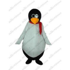 Costume de Mascotte de manchot QQ