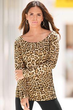 Boston Proper Leopard sweatshirt #bostonproper