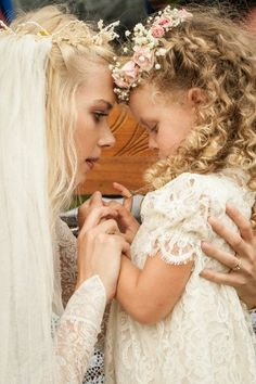 If I have a daughter or a niece or whatever when I get married, I want a photo like this