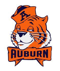 443 best jane says war eagle images on pinterest auburn tigers rh pinterest com Auburn Tiger Paw Logo Auburn Tigers Football