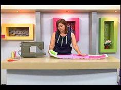 Edredon de parches de Sonia Franco. 3/5 - YouTube Sonia Franco, Ideas Para, Quilts, Youtube, Pattern, Wreaths, Fabric Purses, Step By Step, Throw Pillows