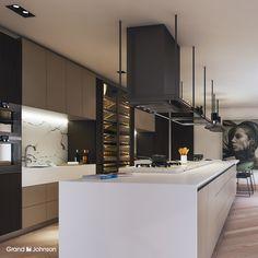 Work in process! Wonderfull kitchen | Grand & Johnson