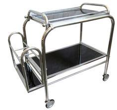 American Art Deco Vintage Airplane Bar Cart | Modernism