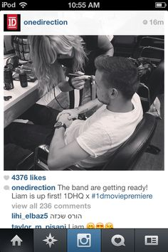 From One Directions Instagram