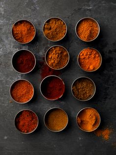Spices - Charlie Drevstam, Photography
