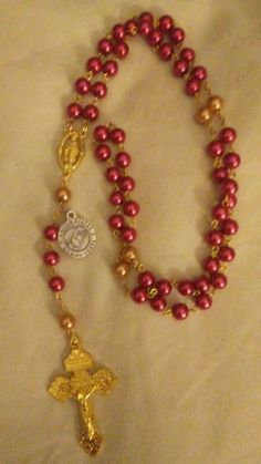 From the Hero line: the USMC Rosary https://www.etsy.com/listing/479418956/usmc-rosary?ref=shop_home_active_2