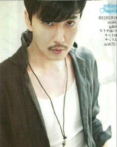 Kim Nam Gil in Japanese magazine « KIM NAM GIL Fan Club #kimnamgil