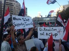 7 Jul 2013 - Its not a Coup !! #Obama #CNN #Egypt
