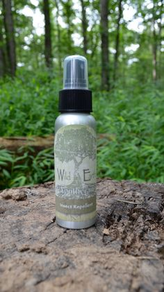 Natural Insect Repellent by shopwildearth on Etsy, $8.00