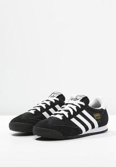 Baskets adidas Originals DRAGON - Baskets basses - core black noir: 75,00 € chez Zalando (au 12/04/16). Livraison et retours gratuits et service client gratuit au 0800 740 357.