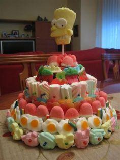tartas de gominolas - Buscar con Google