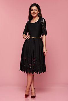 Rochie PrettyGirl Classic One Black Classic Black Dress, Katrina Kaif, Look Alike, Special Events, Tulle, Skirts, Dresses, Fashion, Moda