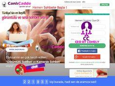Canlicadde.com Türkiyenin En Popüler Canlı Kameralı Sohbet Sitesi Blog