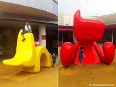 Vivo City for the Kids- Playgrounds, Fountains and Train rides - Kids and Parenting