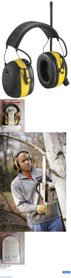 electronics: New 3M Worktunes Digital Am Fm Mp3 Radio Headphones Ear Muffs Hearing Protection BUY IT NOW ONLY: $39.99 #priceabateelectronics OR #priceabate
