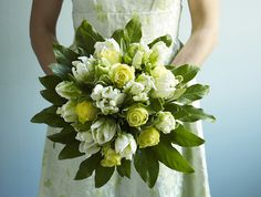 Sherbet Lemon Bouquet from Jane Packer Delivered