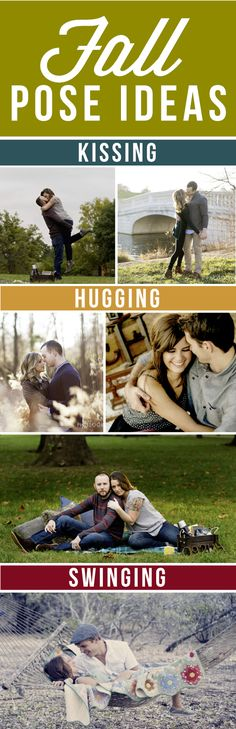 Couples Pose Ideas
