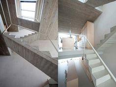 Interior Stair Railings