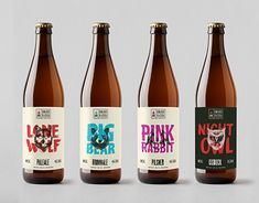 Behance is the world's largest creative network for showcasing and discovering creative work Packaging Design, Branding Design, Beer Brands, Beer Label, Beer Bottle, Design Projects, Behance, Design Inspiration, Graphic Design