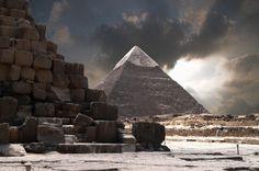 ИДИЛ ще разрушават пирамидите в Египет и Сфинкса