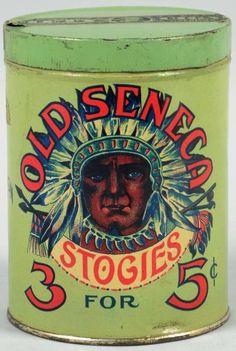 Old Seneca Stogies -- The Old Prepper