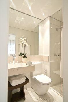 4 badgestaltung ideen moderne bader badezimmer in weis mit duschkabinne