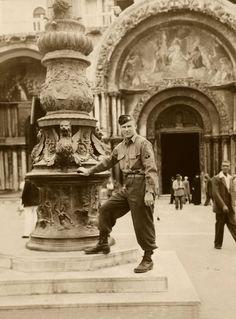 Kessler.Orvilleat St. Marks Venice #genealogy #familyhistory