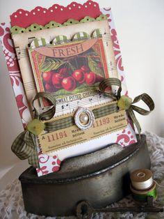 Cherry's Jubilee blog