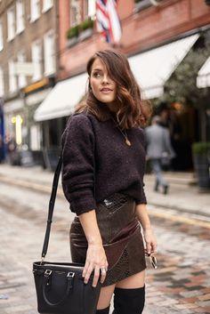 The Little Magpie  - Petite Fashion & Style Blogger/Petite Lookbook. Re-pin via petitestyleonline.com